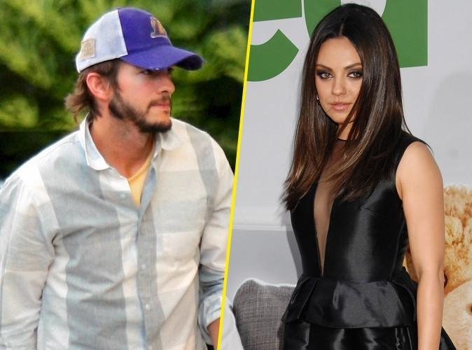 Ashton Kutcher et Mila Kunis : petits câlins entre amis…