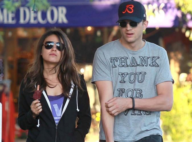 Ashton Kutcher : il a emmené Mila Kunis dans sa famille à Noël !