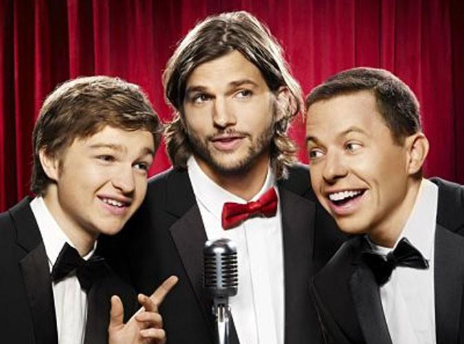 Ashton Kutcher : il sort le grand jeu pour la série Mon Oncle Charlie !