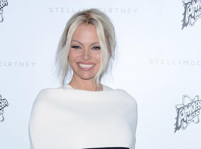 Attendue à l'Assemblée Nationale, Pamela Anderson revient sur le scandale de sa sextape