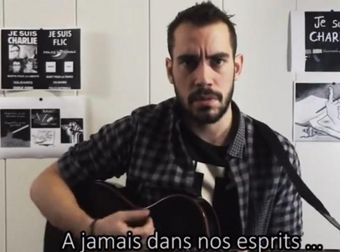 Attentat à Charlie Hebdo : découvrez l'hymne qui fait le tour du web !