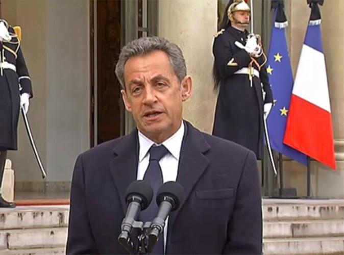"""Attentat à Charlie Hebdo : Nicolas Sarkozy : """"Je suis impressionné et bouleversé..."""""""