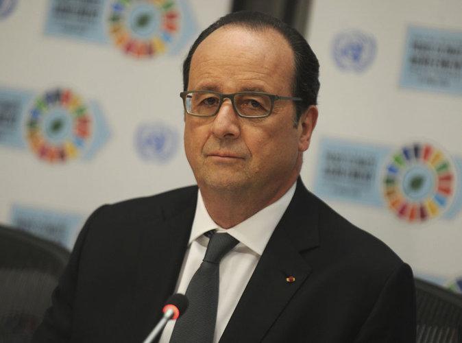"""Attentat de Nice : François Hollande : """"Nous continuerons à mettre nos vigilances, notre protection au service des Français"""""""