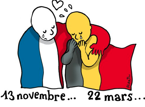 Attentats de Bruxelles : suivez les évenements en direct