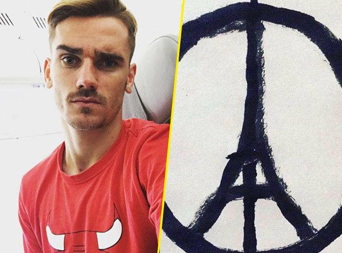 Attentats de Paris : Antoine Griezmann touché de près, Twitter mobilisé pour trouver les disparus