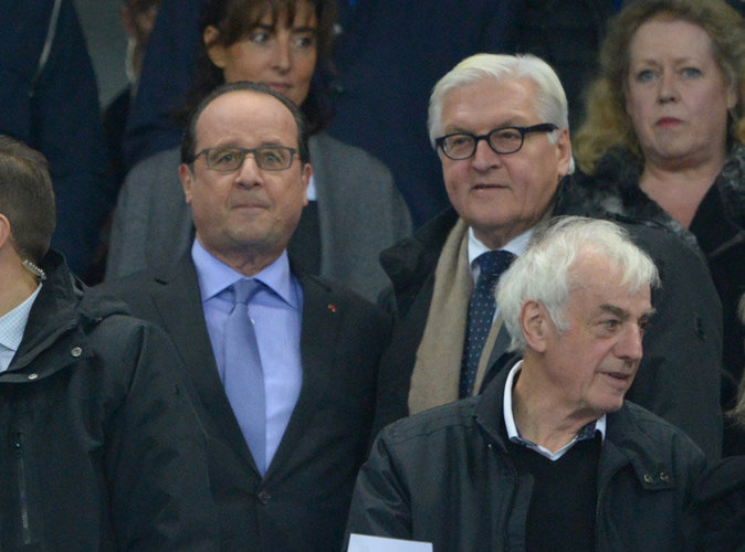 Attentats de Paris : l'instant où François Hollande a su