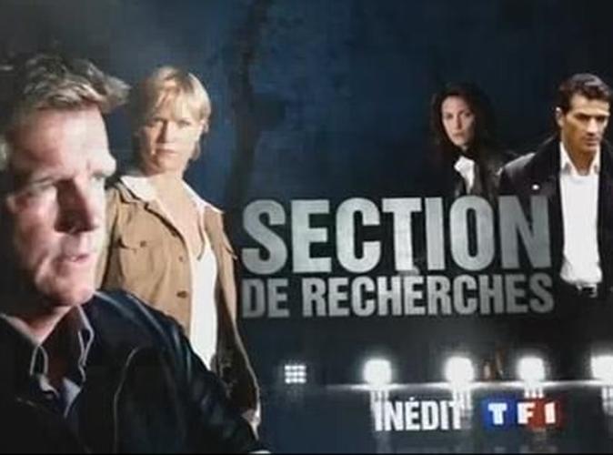 """Audience télé : TF1 Leader avec """"Section de recherche"""""""