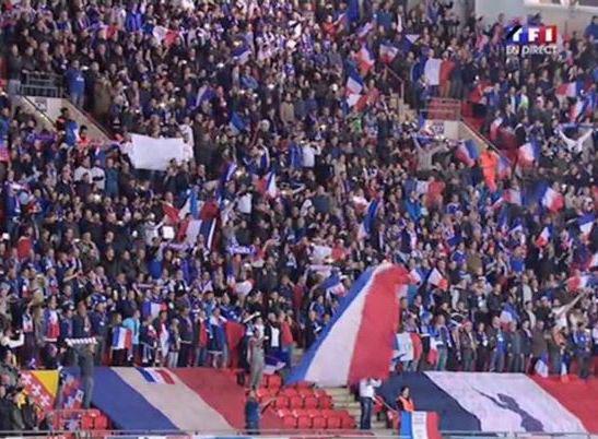 Audiences télé : Angleterre/France en tête !