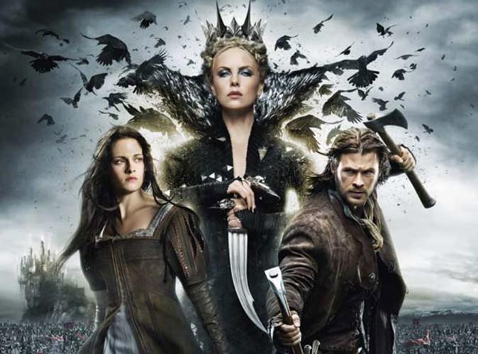 Audiences télé : Kristen Stewart booste TF1 avec Blanche-Neige et le chasseur !