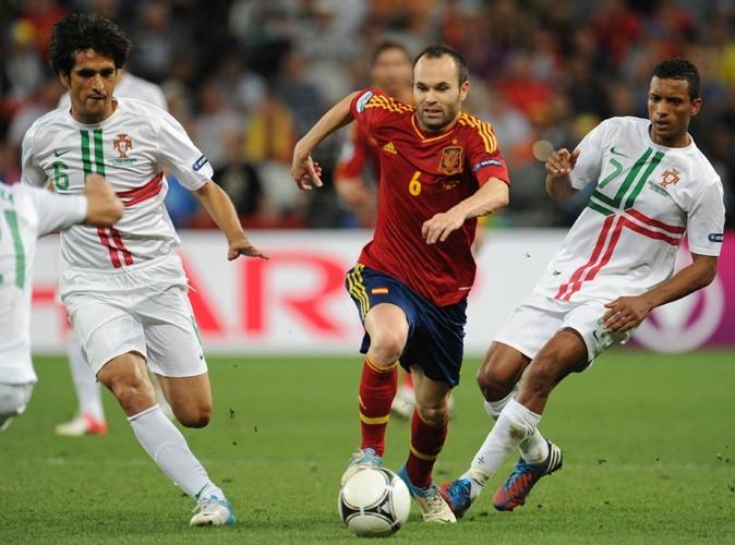 Audiences télé : M6 leader grâce au match Portugal/Espagne !