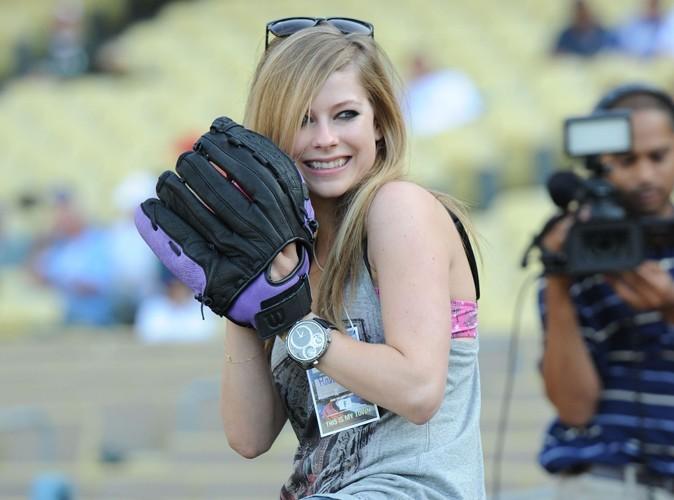 Avril Lavigne s'excuse de sa grossièreté !