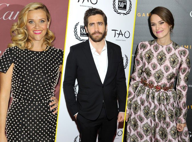 BAFTA 2015 : Reese Witherspoon, Jake Gyllenhaal, Keira Knightley : la liste des nommés dévoilée !