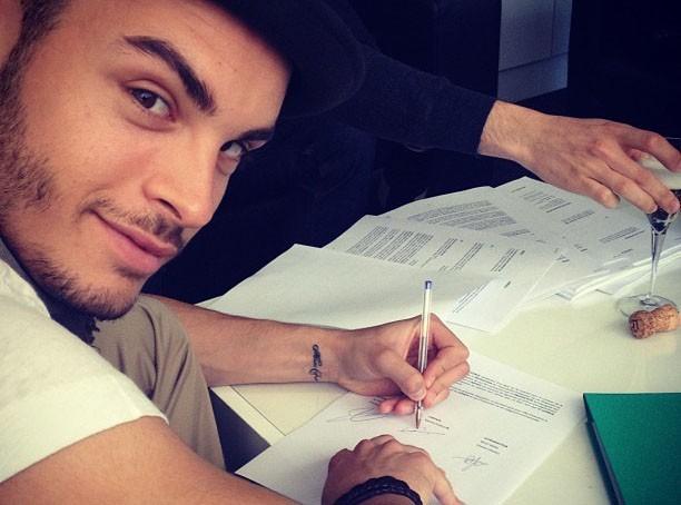 Baptiste Giabiconi : misez vous aussi sur son nouvel album !