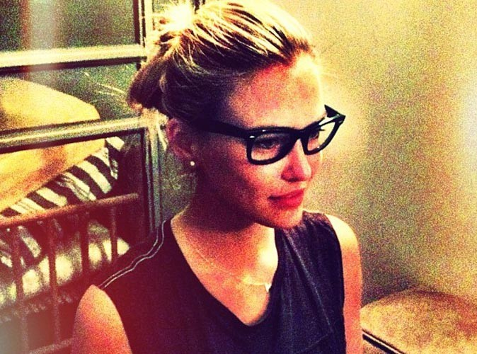 Bar Refaeli : en mode belle Geekette !