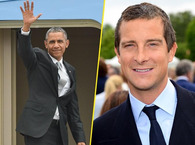 Barack Obama : aventurier de choc aux côtés de Bear Grylls !