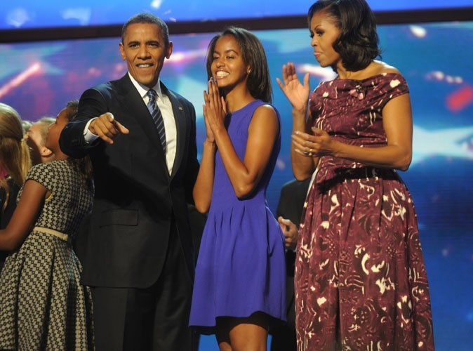 """Barack Obama : """"Beyoncé ne pourrait pas être un meilleur modèle pour mes filles"""" !"""
