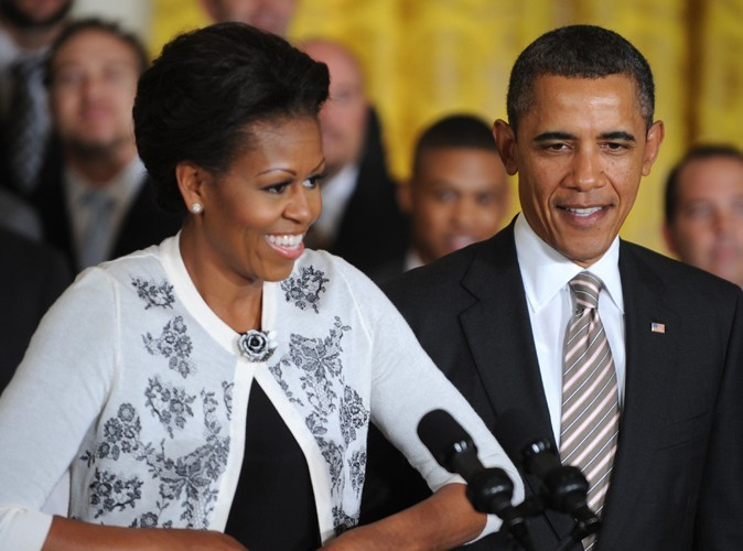 Barack Obama : il envoie un tweet d'amour à Michelle pour la Saint Valentin !
