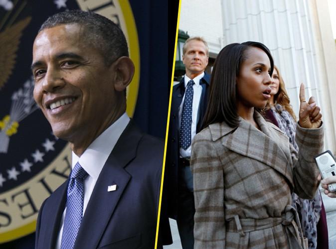 "Barack Obama : ""Je n'ai pas encore regardé Scandal"" !"