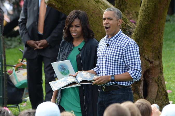 """Barack Obama : Le président à la """"Nouvelle Star""""!"""