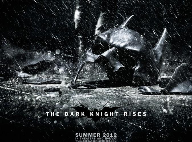 """Batman """"The Dark Knight Rises"""" : le poster qui annonce une triste fin !"""