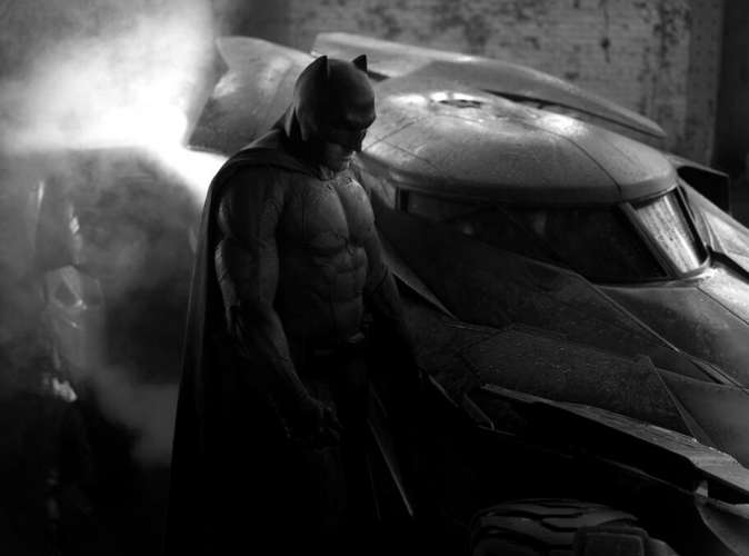 Batman VS Superman : enfin le premier teaser !