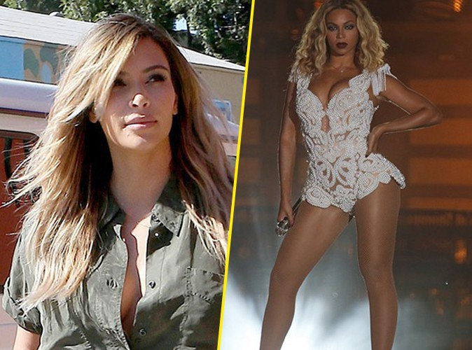 Battle de femmes de rappeurs : Beyoncé versus Kim Kardashian !