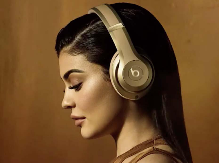 Beats x Balmain : la collab' qui a fait succomber Kylie Jenner