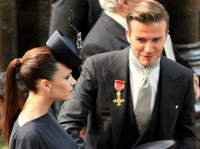 Beckham a commis une erreur fatale durant le mariage royal !