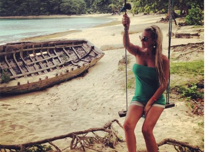 Amélie Neten : c'est décidé, elle part au Brésil !