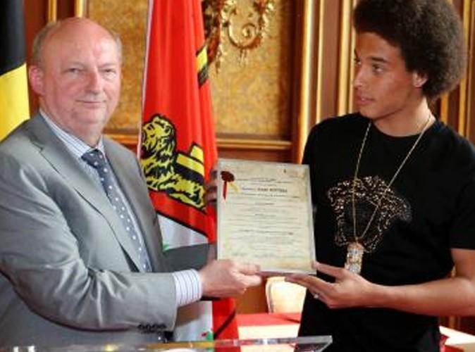Axel Witsel : il devient ambassadeur de Liège !