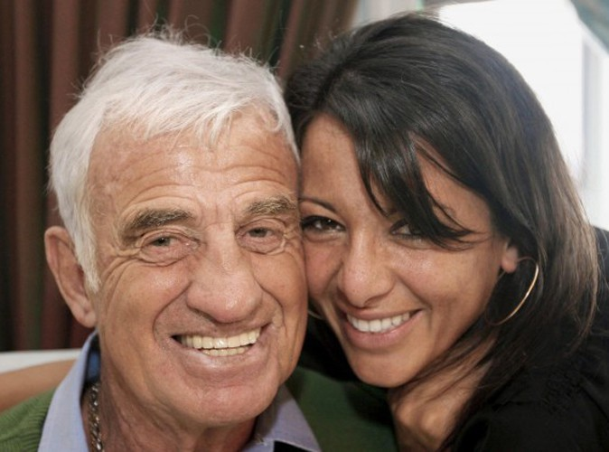 Barbara Gandolfi : toujours en contact avec Belmondo !