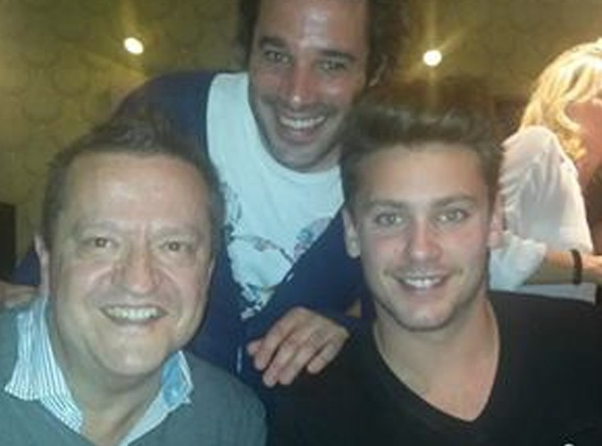 Bastian Baker et Adrien Devyver : ils se font un petit resto avant leur sortie à « La Mezza » !