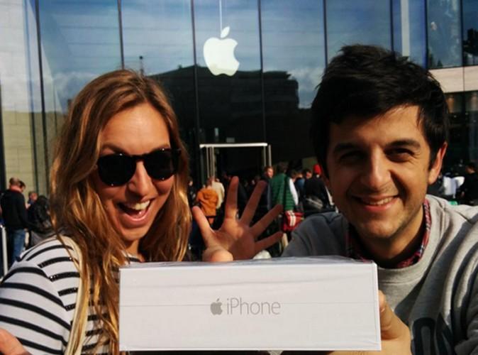 David Antoine : dix heures d'attente pour avoir son iPhone !