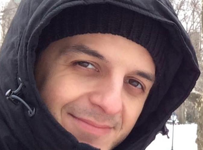 David Antoine : il cherche des amis pour partir au ski !