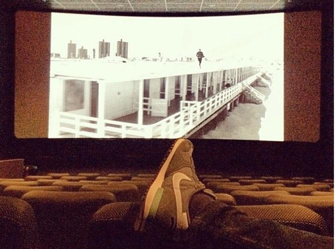 David Antoine : un VIP au cinéma !