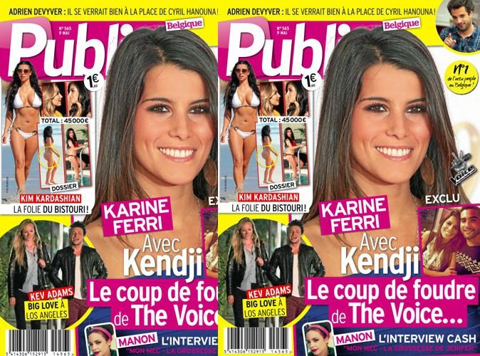 Découvre tout sur le nouveau coup de foudre de Karine Ferri dans ton Public Belgique !