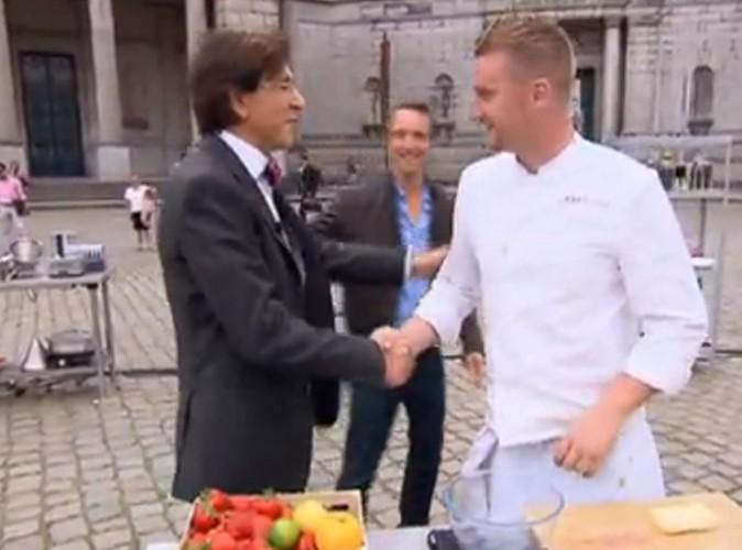 Elio Di Rupo : il envahit le plateau de Top Chef !