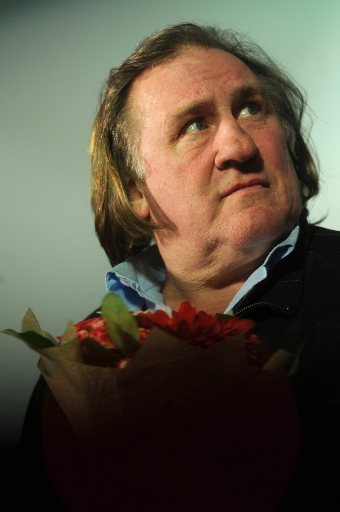 Gérard Depardieu n'aime pas le pain de Néchin !