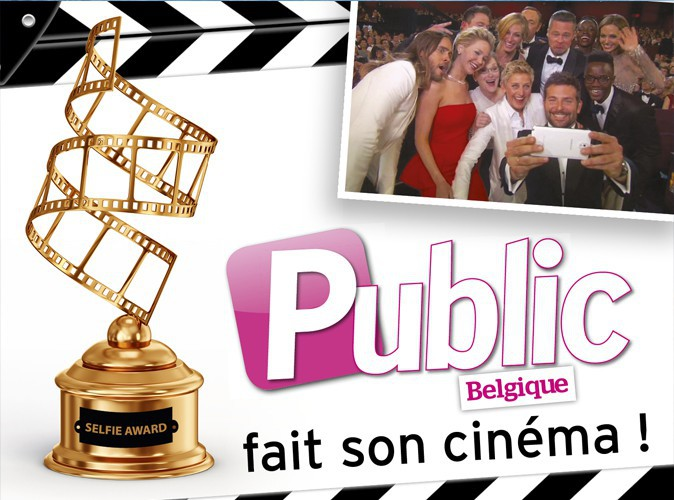 Grand concours : Public Belgique fait son cinéma !