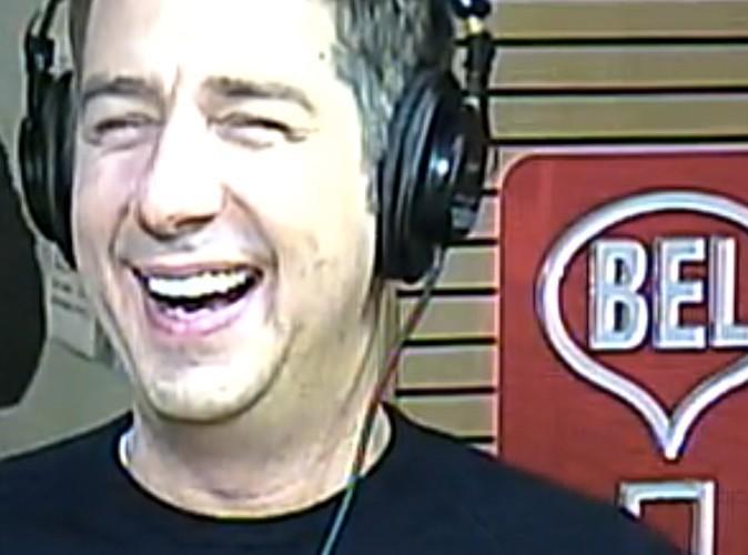 Jean-Michel Zecca : il partage son bonheur à la radio!