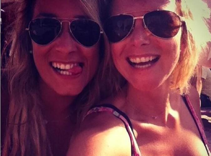 Julie Taton : Calvi, le soleil et le bronzage !