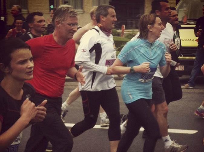 Le Prince Philippe : Dur dur les 20km !