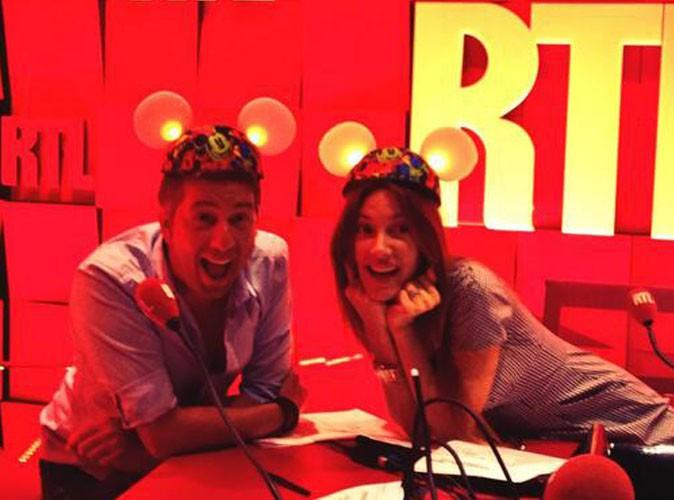 Mareva Galanter et Jean-Michel Zecca : toujours autant l'éclate à la radio !
