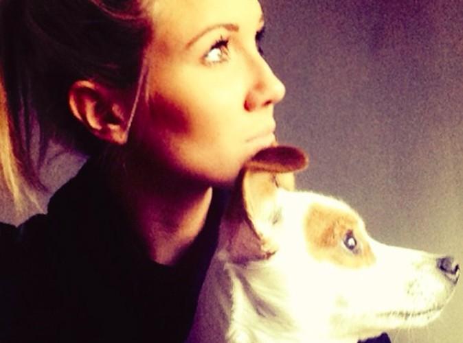 Noémie Happart : c'est l'amour fou avec….son chien !