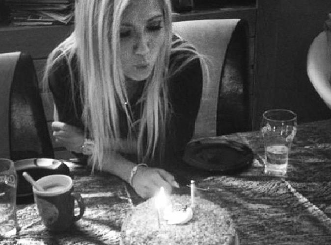 Noémie Happart fête son anniversaire avec un peu de retard