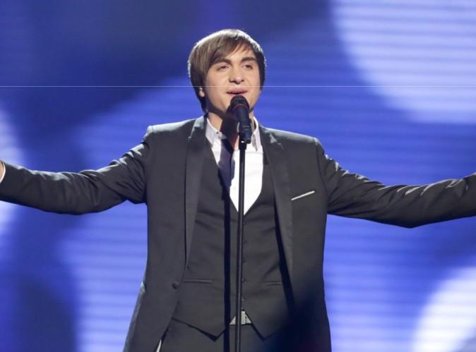 Roberto Bellarosa à la 11ème place de l'Eurovision !
