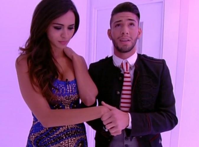 Sacha : Leila lui tourne le dos !