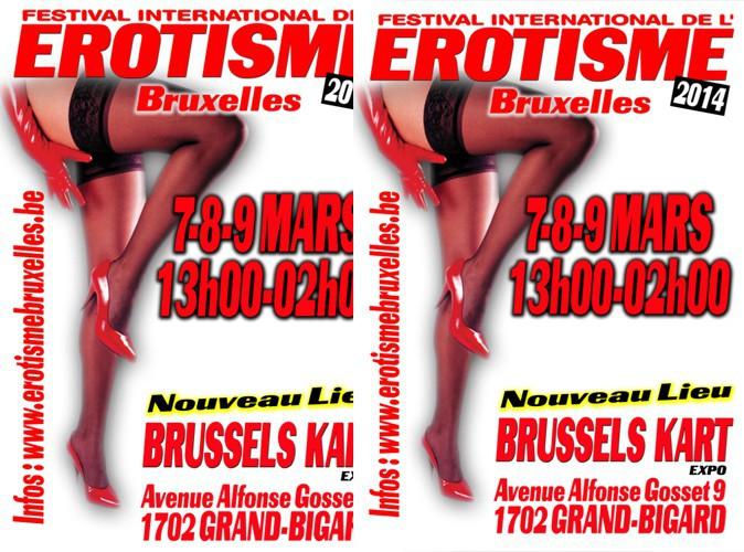 Salon de l erotisme c est reparti pour 3 soir es de folie for Salon erotisme belgique