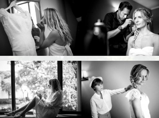 Sandrine Corman : découvre les coulisses des préparatifs de son mariage !