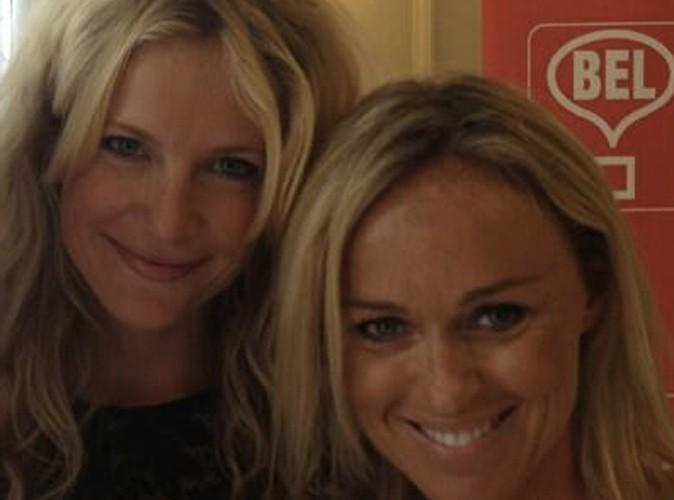 Sandrine Corman et Cécile de Ménibus : les femmes fatales de RTL !